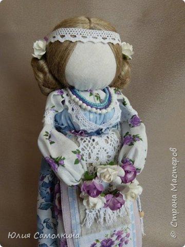 Варвара Кукла в народном стиле фото 1