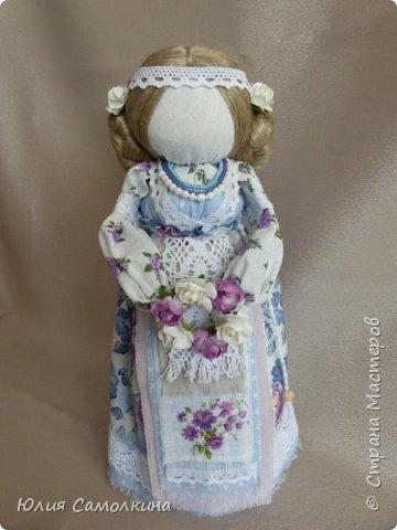 Варвара Кукла в народном стиле фото 2