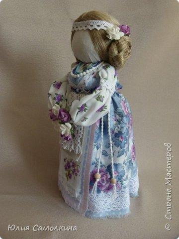 Варвара Кукла в народном стиле фото 3