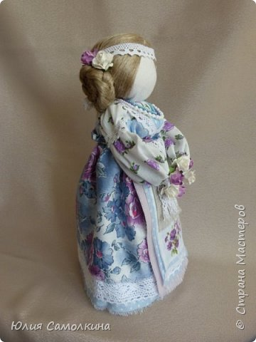 Варвара Кукла в народном стиле фото 4
