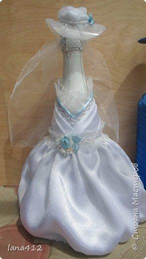 поступил заказик . Свадьба в голубом! счастья и здоровья молодоженам! фото 2