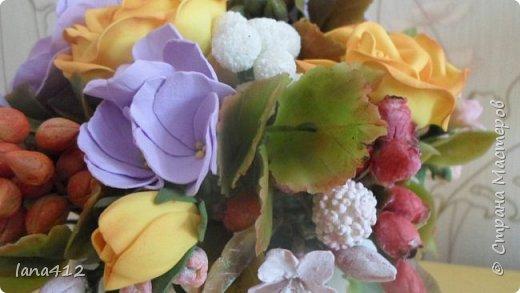 вот сколько цветов у меня получилось! фото 4