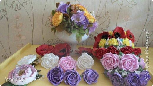 вот сколько цветов у меня получилось! фото 1