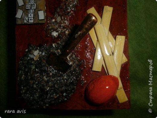 шкатулка тематическая в подарок бывшему строителю фото 5