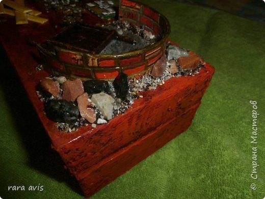 шкатулка тематическая в подарок бывшему строителю фото 6