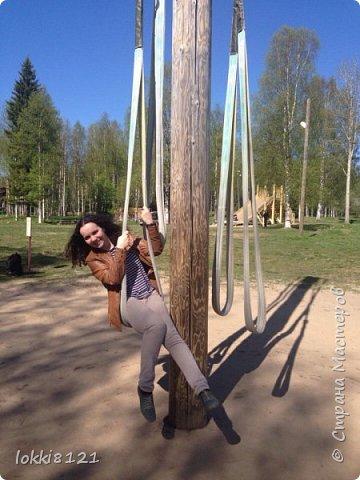"""Недавно была в Архангельске, посетила музейный комплекс """"Малые Корелы"""". Эта поездка вдохновила меня на маленькую зарисовку о России (в конце поста).  фото 7"""