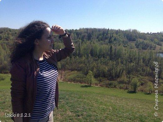 """Недавно была в Архангельске, посетила музейный комплекс """"Малые Корелы"""". Эта поездка вдохновила меня на маленькую зарисовку о России (в конце поста).  фото 2"""