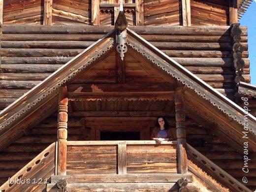 """Недавно была в Архангельске, посетила музейный комплекс """"Малые Корелы"""". Эта поездка вдохновила меня на маленькую зарисовку о России (в конце поста).  фото 4"""