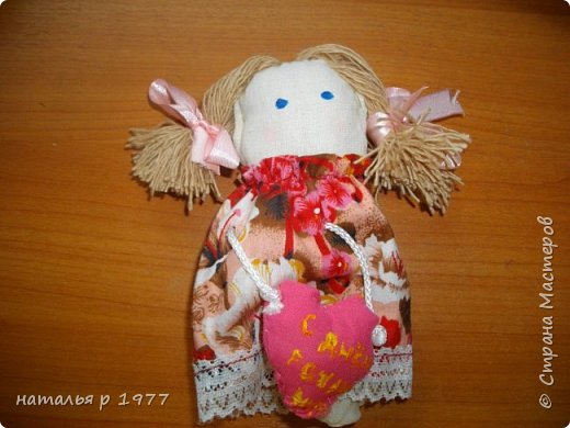 Куколки шила моя дочка 13 лет. Идеи из интернета. фото 3