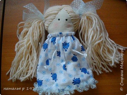 Куколки шила моя дочка 13 лет. Идеи из интернета. фото 5