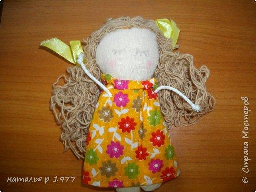 Куколки шила моя дочка 13 лет. Идеи из интернета. фото 6