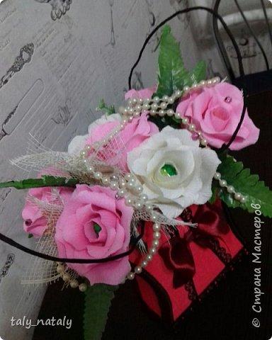 Сладкое дополнение к подарку сестренке. Стырено у http://stranamasterov.ru/node/606013?c=favorite Спасибо! Очень понравилась идея. фото 3