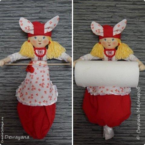 Мои первые заказики - куколки украиночки. фото 2
