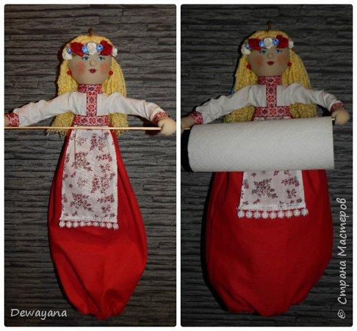 Мои первые заказики - куколки украиночки. фото 1