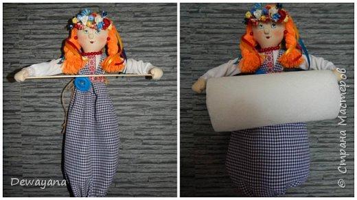 Мои первые заказики - куколки украиночки. фото 4