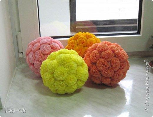 Коллективные шарики  фото 4
