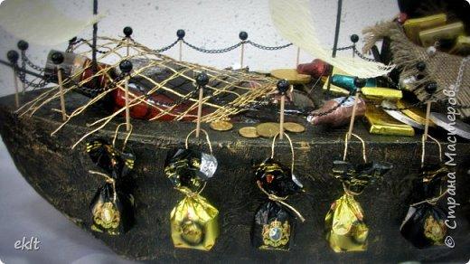 пиратский корабль фото 3