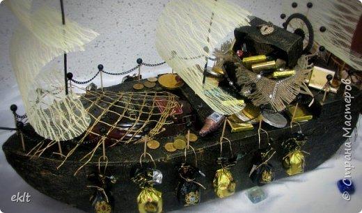 пиратский корабль фото 2