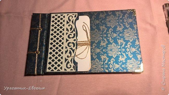 Блокнот с кармашком для заметок фото 5