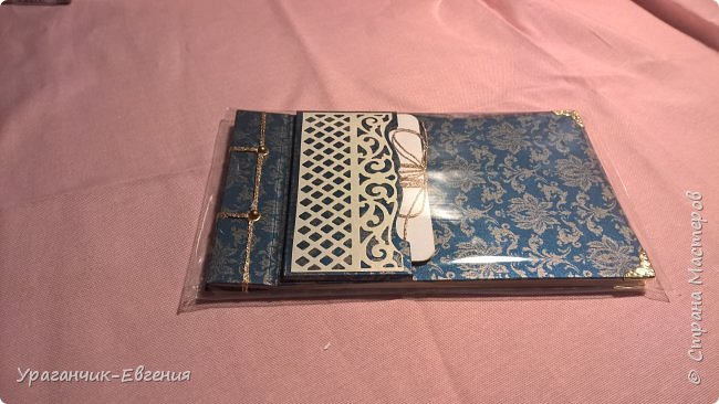 Блокнот с кармашком для заметок фото 6