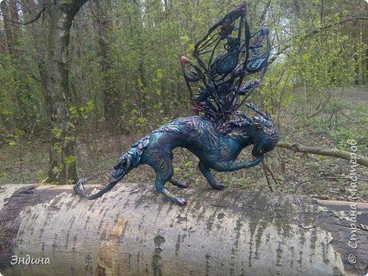 Дракон-бабочка (второй вариант) фото 1