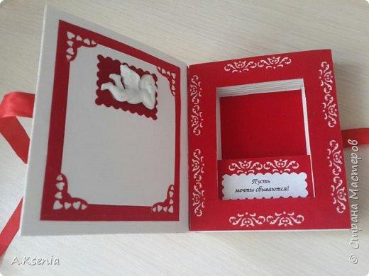 Вот такая коробочка-книжка в женском варианте у меня получилась на днях. фото 3