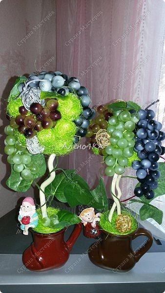 Вот и родился братишка для моего виноградного деревца http://stranamasterov.ru/node/1028217.  фото 2