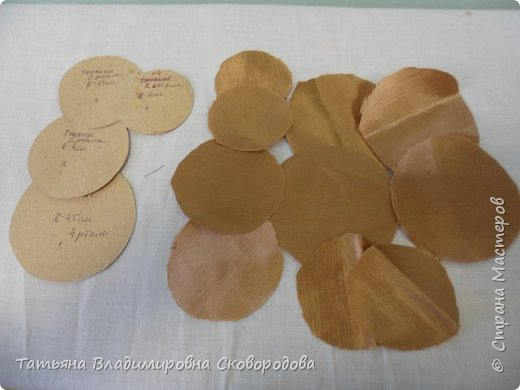 Мастер - класс «Изготовление космонавта из тканевых дисков» (Композиция «Тропой Гагарина») фото 24