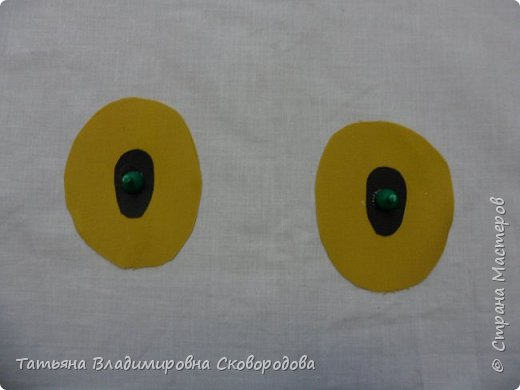 Мастер - класс «Изготовление космонавта из тканевых дисков» (Композиция «Тропой Гагарина») фото 19