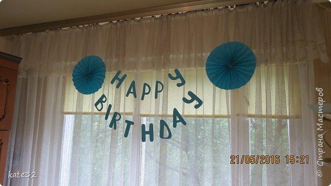 21 мая мой сынулька отпраздновал свой первый День Рождения!!!! Как быстро пролетело время..... Готовиться к празднованию я начала примерно за месяц.... фото 5