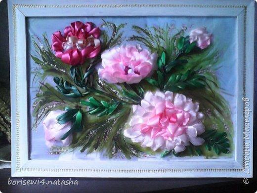 И на меня подействовала весна... Мои любимые цветы - пионы.