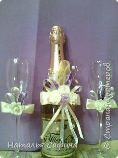 Декор бутылочек. фото 4