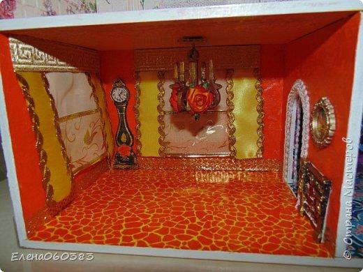 Продолжаю тему кукольных домиков фото 4