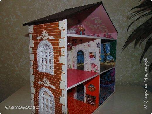 Продолжаю тему кукольных домиков фото 8