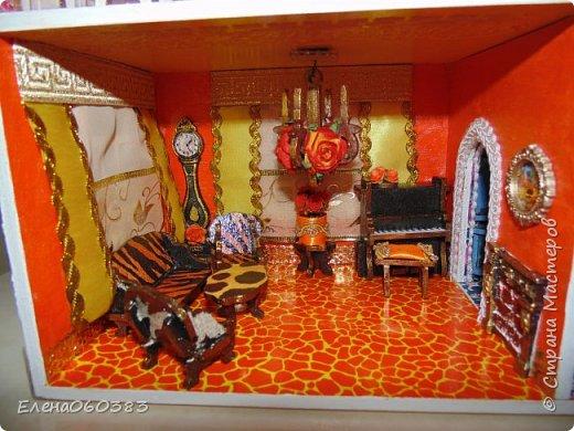 Продолжаю тему кукольных домиков фото 10