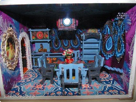 Продолжаю тему кукольных домиков фото 11