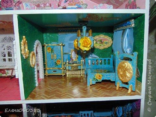 Продолжаю тему кукольных домиков фото 12