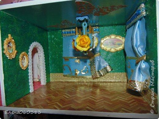 Продолжаю тему кукольных домиков фото 7