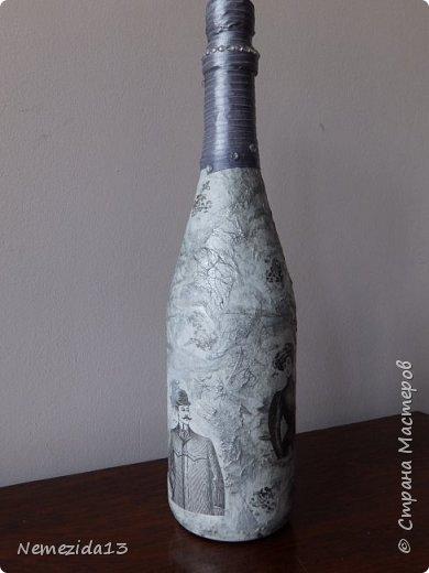 Первая бутылка и первые промахи. фото 1