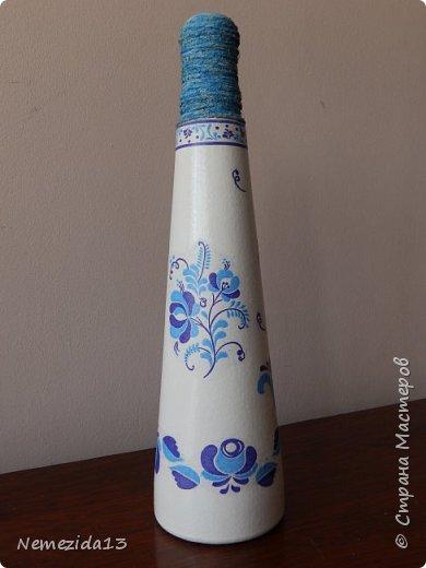 Первая бутылка и первые промахи. фото 3