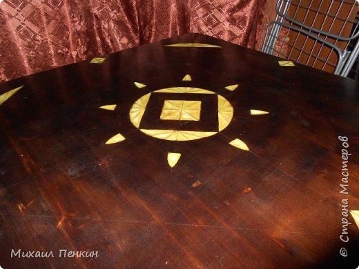 стол в процессе... фото 3