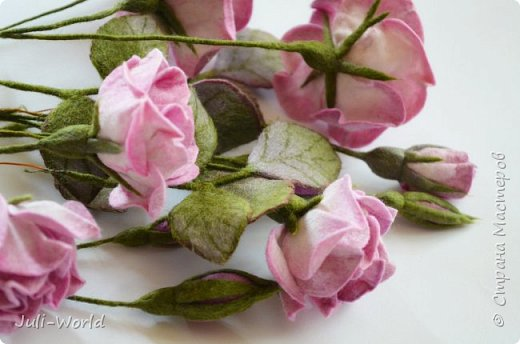 Пояс розы фото 9