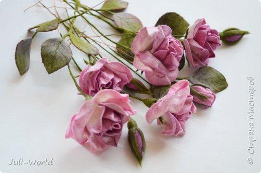 Пояс розы фото 7