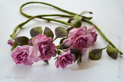Пояс розы фото 6