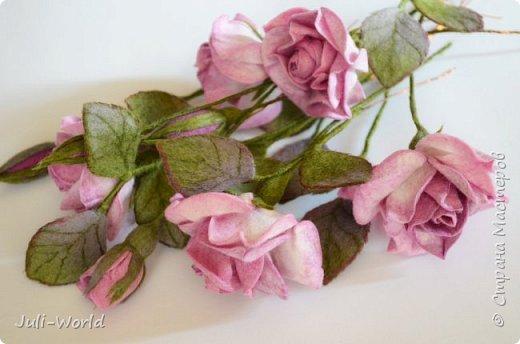 Пояс розы фото 8