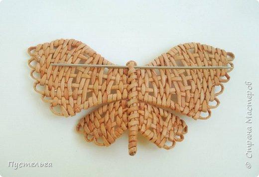 Скоро лето! Сплетём бабочку! фото 21