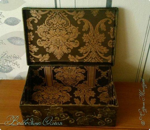 Ещё одна коробочка в подарок. фото 4