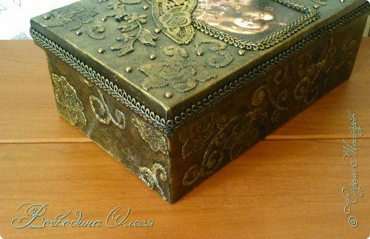 Ещё одна коробочка в подарок. фото 2