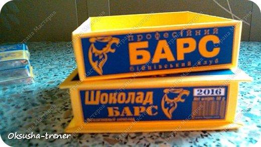 """Шоколад """"БАРС"""" для любимого клуба фото 3"""