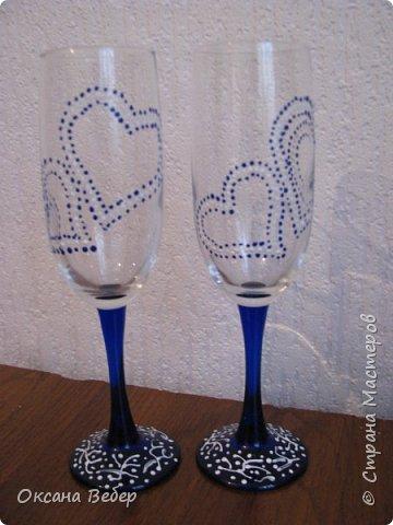 еще одна свадьба в синем цвете фото 5